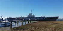 Patriot's Point USS Yorktown - Part 1