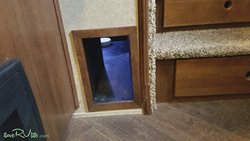 Cat Litter Box RV Travel