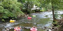 Tubing Deep Creek NC