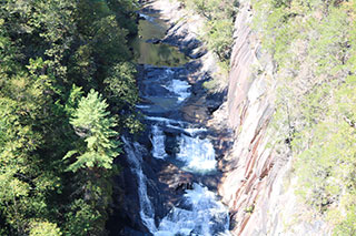 Hiking Tallulah Gorge