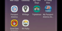 RV Apps - 6 Essential RV Apps for Travel
