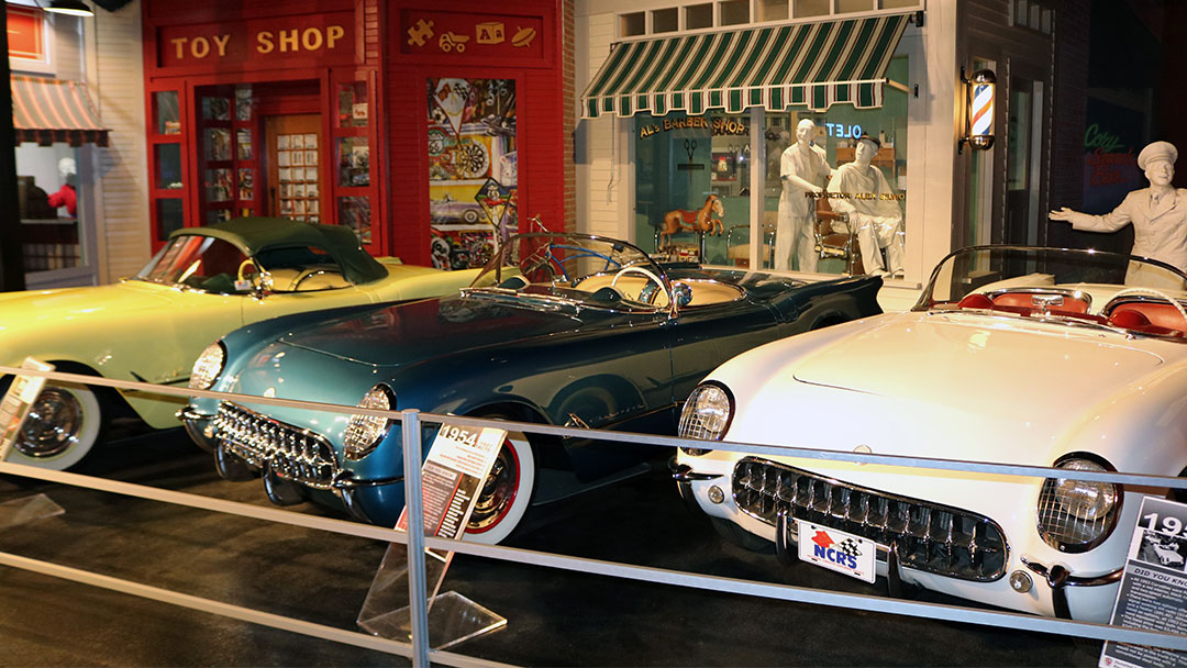 National Corvette Museum >> National Corvette Museum I Love Rv Life
