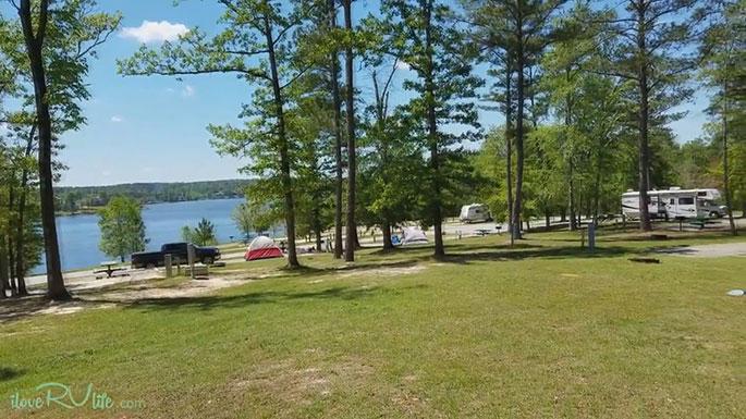 Lake Tobsofkee Recreation Area