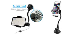 cellphone windshield car mount